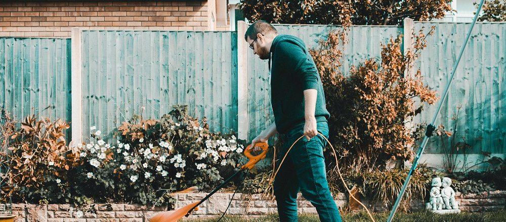 Abnehmen durch Gartenarbeit