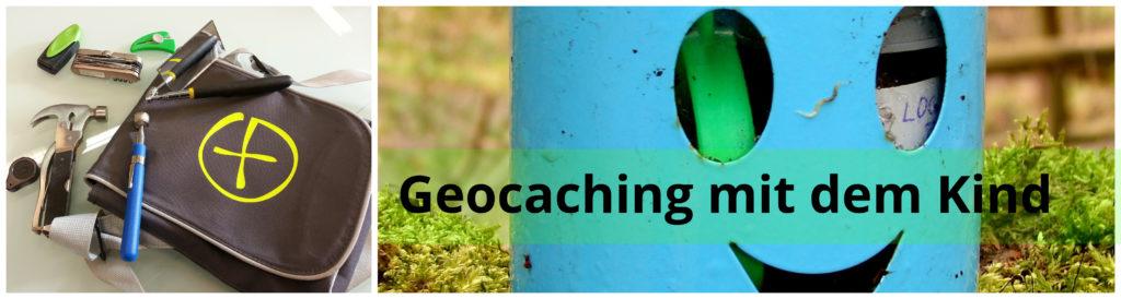 Geocaching mit dem Kind