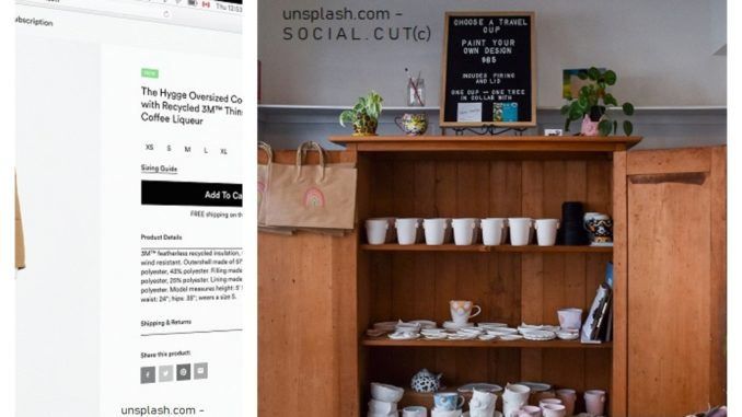 Online Shopping oder lokal kaufen
