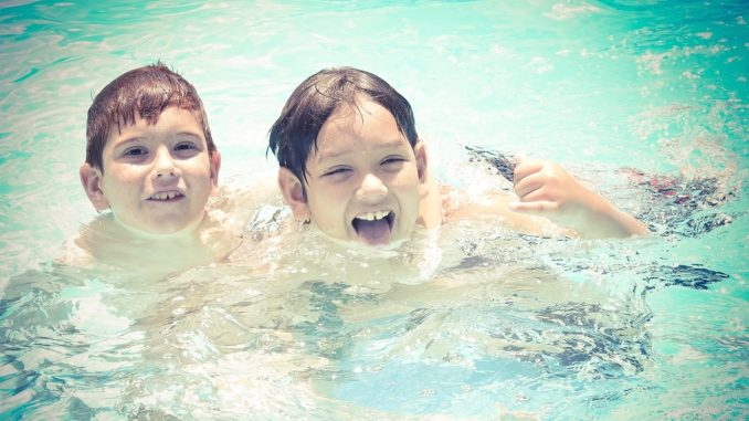 Swimmingpooltypen