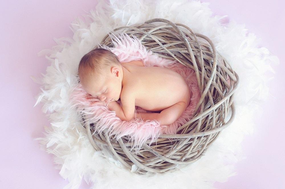 Farben beeinflussen das Baby
