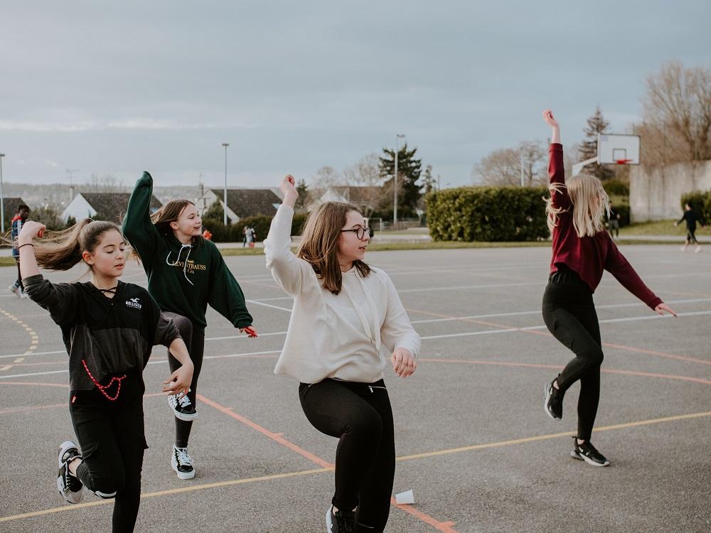 Tanzen als Sport für Kinder